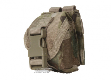 Condor Outdoor MOLLE Single Frag Grenade Pouch ( Multicam )