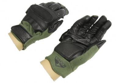Condor Outdoor Kevlar Tactical Gloves ( Sage / Large )