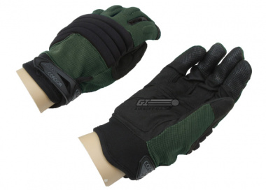 Condor / OE TECH Stryker Padded Knuckle Tactical Gloves ( Sage / XXL - 12 )