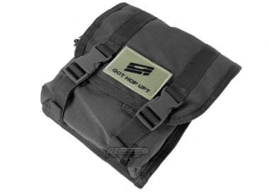 Condor Outdoor MOLLE Large Utility Pouch ( Black )