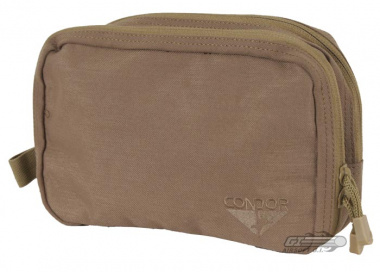 Condor Outdoor Wash Kit Pouch ( Tan )