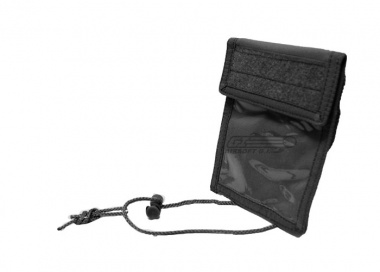 Condor Outdoor Badge Holder ( Black )