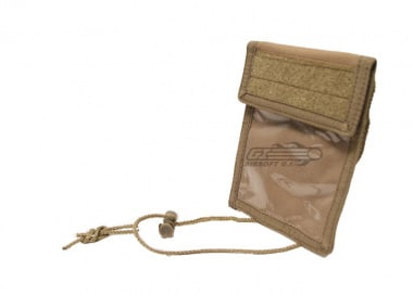 Condor Outdoor Badge Holder ( Tan )