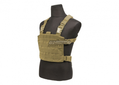 Condor Outdoor MOLLE Modular Chest Rig ( Tan )