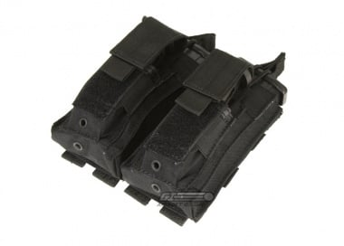 Condor Outdoor MOLLE Dual M4 / M16 Kangaroo Magazine Pouch ( Black )