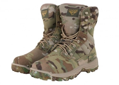 "Condor Elite 8"" Tactical Boots ( Multicam / Size 10 )"