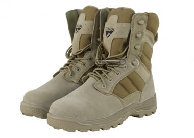 "Condor Elite 8"" Tactical Boots ( Tan / Size 10 )"