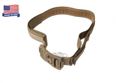 Condor / OE TECH Universal Pistol Belt ( L/XL , Tan )