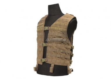 Condor Outdoor Mesh Hydration Vest ( Tan )