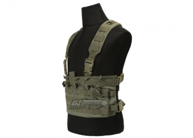 Condor / OE TECH Rapid Assault Chest Rig ( OD / Tactical Vest  )