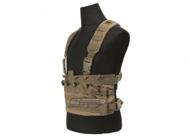 Condor / OE TECH Rapid Assault Chest Rig ( Tan / Tactical Vest  )