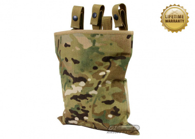 Pantac USA 1000D Cordura Belt Mounted Magazine Drop Pouch ( Multicam )