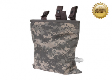 Pantac USA 1000D Cordura Belt Mounted Magazine Drop Pouch ( ACU )