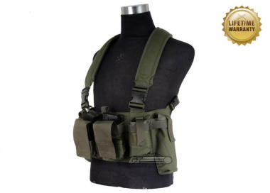 Pantac USA 1000D Cordura M4 Chest Rig ( OD/ Tactical Vest )