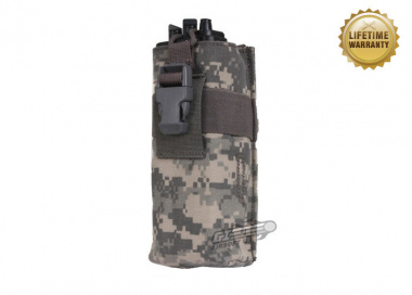 Pantac USA 1000D Cordura Molle Radio Pouch for Prc-148 ( ACU )
