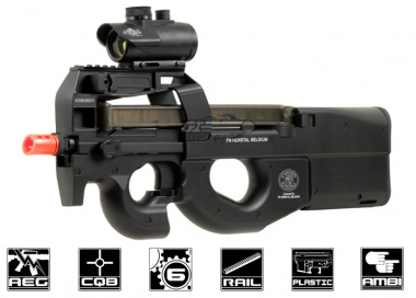 FN Herstal P90 AEG Airsoft Gun (by Asia Electric Guns)