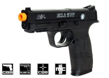 Smith & Wesson M&P CO2 Non-Blowback Airsoft Gun