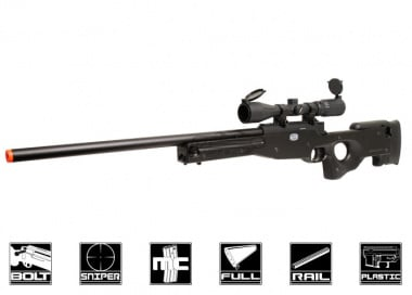 Mauser SR Bolt Action Sniper Rifle Airsoft Gun