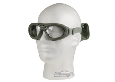 (Discontinued) Revision Bullet Ant Goggle ( Foliage Green / Clear )