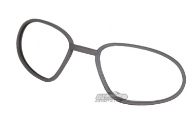 Revision Prescription ( Rx ) Lens Carrier ( Grey )