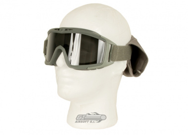 Revision Desert Locust Military Goggles System ( 2 Lens Kit / Foliage )