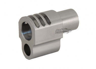 Madbull Punisher Compensator for Socom Gear & WE 1911 ( Silver )
