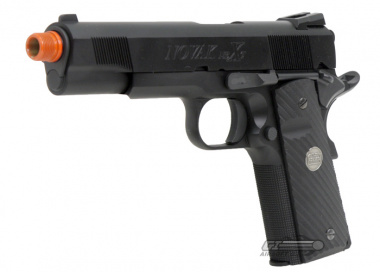 SOCOM Gear Full Metal NOVAK NeXt 1911 ( Black ) Airsoft Gun