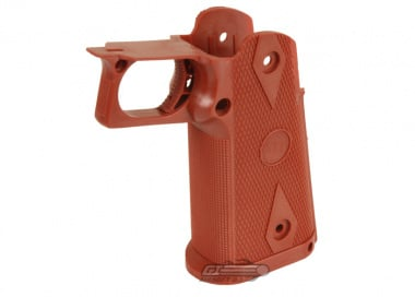 Shooters Design 2011 Grip for Western Arms SV ( Red )