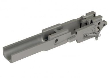 Shooters Design CNC Chassis 5 Inch Standard 2011 for TM Hi-Capa 5.1 ( Silver )