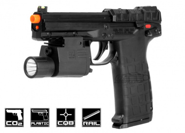 Socom Gear Keltec PMR30 CO2 BlowBack Pistol Airsoft Gun