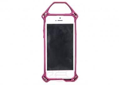Strike Industries SHOX Battle Case for iPhone 5 ( Pink )