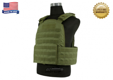 Specter Modular Plate Carrier ( S , M / OD / MPC1 / Tactical Vest )