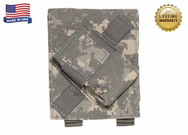 Specter MOLLE / PALS Compatible PFC PriMAC Magazine Pouch Angled Right For Left Handed Shooters ( ACU )