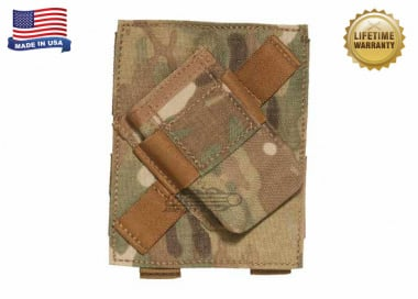 Specter MOLLE / PALS Compatible PFC PriMAC Magazine Pouch Angled Right For Left Handed Shooters ( Multicam )