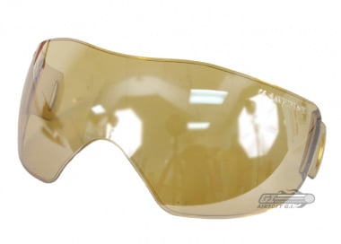 Save Phace Mirrored Yellow Replacement Lens ( for Tactical Mask )