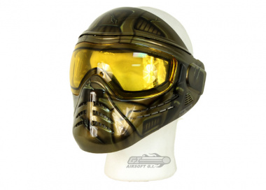 "Save Phace ""OLAH"" Full Face Tactical Mask ( Lens Package )"