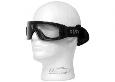 Save Phace Grunt Series Goggle ( BLK )