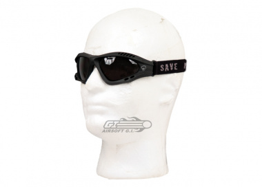 Save Phace Sly Series Goggle ( BLK / Smoke )
