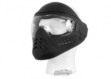 Save Phace Phantom ( Black ) Full Face Tactical Mask