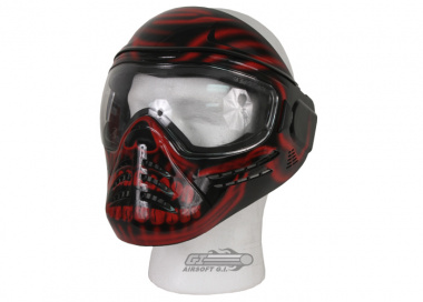Save Phace Diablo Full Face Tactical Mask