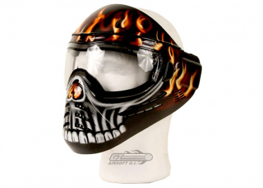 * Discontinued * Save Phace Ghost Stalker Full Face Tactical Mask