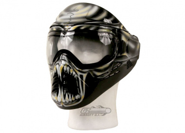 Save Phace War Lord Full Face Tactical Mask ( Dope Series )