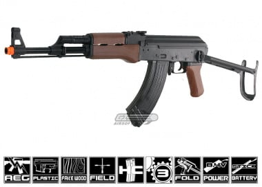 SRC SR-47S S-Series AEG Airsoft Gun ( Battery & Charger Package )