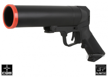S-Thunder Universal Airsoft 40mm Grenade Launcher Pistol ( Long Barrel )