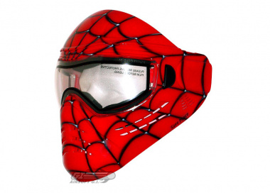 Save Phace Spidey Red Full Face Tactical Mask