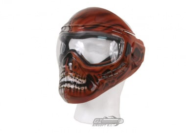 Save Phace Carnage Full Face Tactical Mask ( Lens Package )