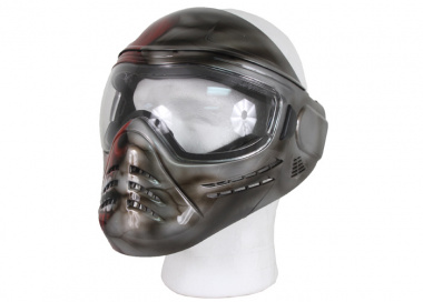 Save Phace Flesh Face Full Face Tactical Mask (OU812 Series)