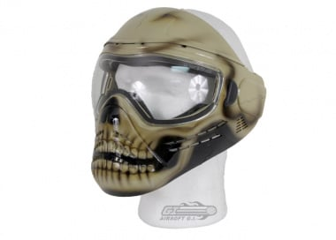 Save Phace Lazarus Full Face Tactical Mask ( Lens Package )