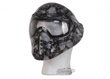 **(Discontinued) Save Phace Skelator Full Face Tactical Mask ( Lens Package )