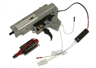 Systema Complete AEG Gearbox & Magnum Motor for MK5
